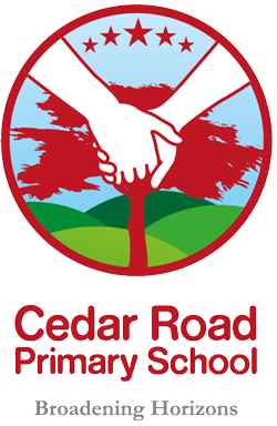 Cedar Road Primary School Logo